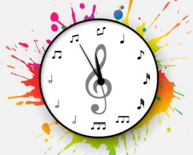 En clave musical